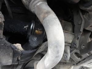 Numontuojama variklio pagalvė