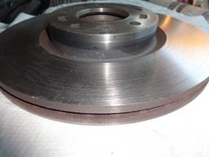 Nutekinti stabdžių diskai