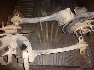 Galinė Mazda 5 šakė
