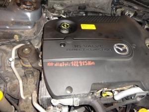 Mazda 6 variklis