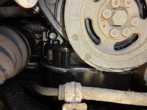 Mazda 6 tepaluotas variklis