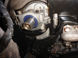 Mazda 6 tvarkingas velenėlis