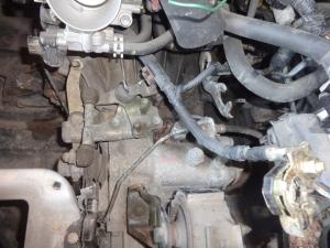 Toyota Avensis variklis
