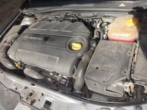 Opel Astra variklis